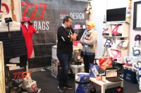 Stand 727 sailbags sur le Mets 2016