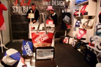 Stand 727 sailbags sur le Mets 2016 - 2