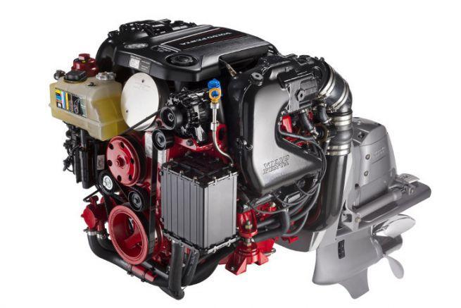Moteur marin à essence Volvo Penta