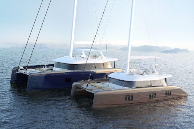 Les deux nouveaux catamarans de la gamme Sunreef Yachts