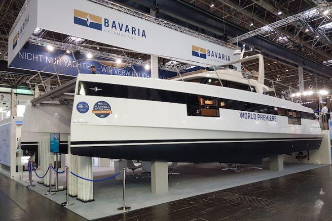Bavaria catamarans sauvé du redressement