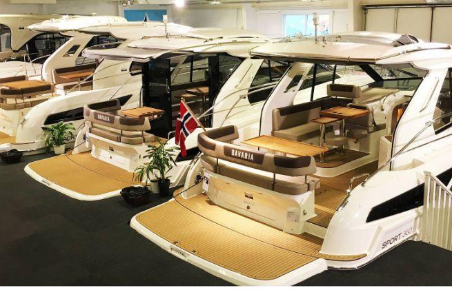 Concession Bavaria Yachts en Norvège