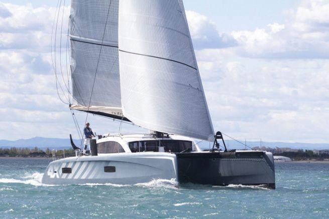 Catamaran Outremer 4X