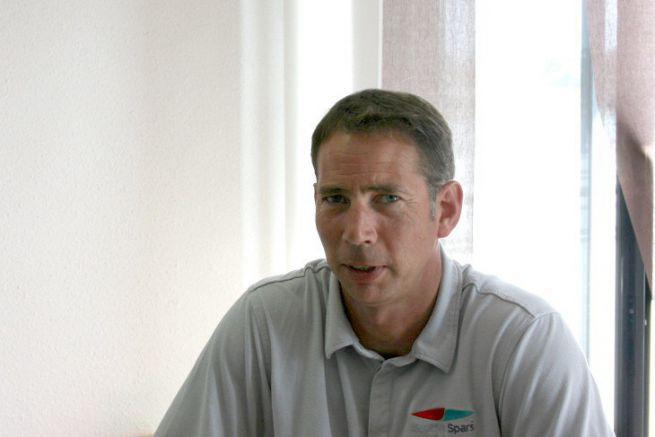 Greg Evrard quitte North Sails pour l'écurie de course au large Corum