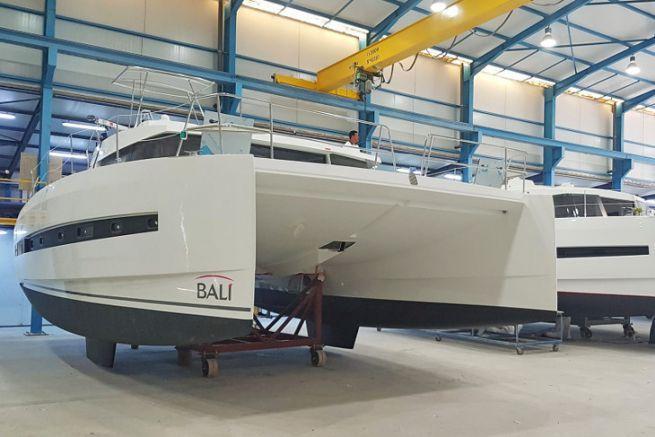 Implantation A Bizerte Catana Va Construire Plus De Catamarans En Tunisie